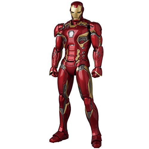 Image 1 for Avengers: Age of Ultron - Iron Man Mark XLV - Mafex No.022 (Medicom Toy)