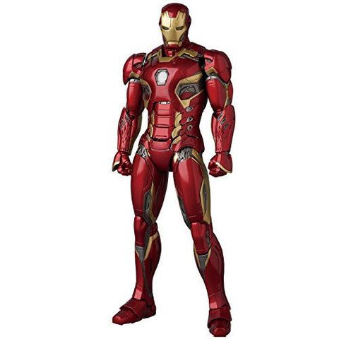 Image for Avengers: Age of Ultron - Iron Man Mark XLV - Mafex No.022 (Medicom Toy)