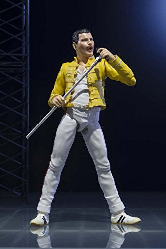 Image 4 for Queen - Freddie Mercury - S.H.Figuarts - Live at Wembley Stadium (Bandai)