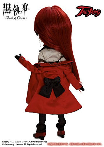 Image 3 for Kuroshitsuji ~Book of Circus~ - Grell Sutcliff - Pullip (Line) - TaeYang T-255 - 1/6 (Groove)