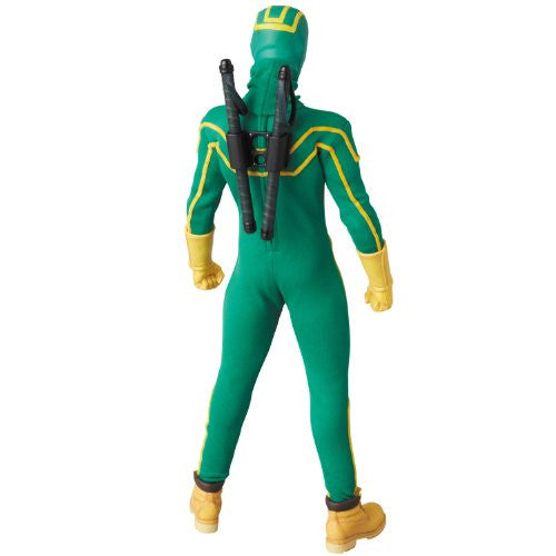 Image 3 for Kick-Ass 2 - Kick-ass - Real Action Heroes #674 - 1/6 (Medicom Toy)