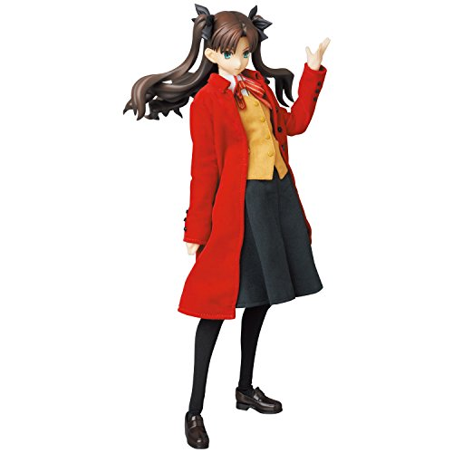 Image 8 for Fate/Stay Night - Tohsaka Rin - Real Action Heroes #692 - 1/6 (Medicom Toy)