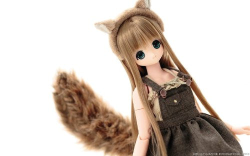 Image 4 for Chiika - Ex☆Cute 9th Series - PureNeemo - 1/6 - Komorebimori no Doubutsutachi ♪, Squirrel (Azone)