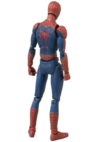 Image 3 for The Amazing Spider-Man 2 - Spider-Man - Mafex #4 - DX set (Medicom Toy)