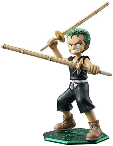 Image for One Piece - Roronoa Zoro - Excellent Model - Portrait Of Pirates MILD - 1/8 - CB-R2 (MegaHouse)
