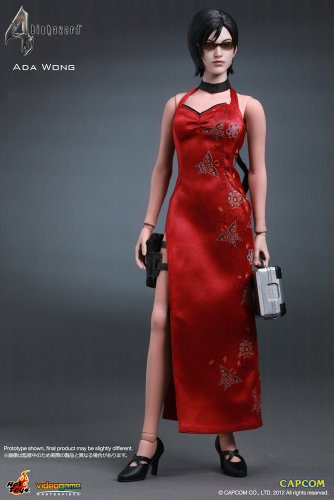 Image 5 for Biohazard 4 - Ada Wong - VideoGame Masterpiece - 1/6 (Hot Toys)