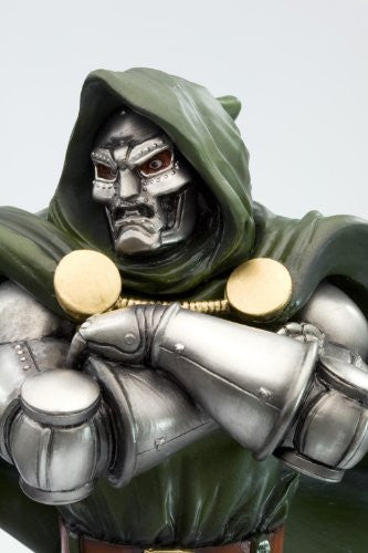 Image 2 for Fantastic Four - Dr. Doom - Fine Art Statue - 1/6 (Kotobukiya)
