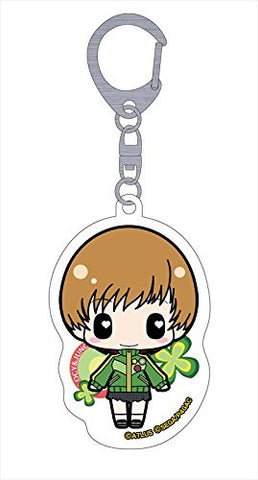 Image for Persona 4: the Golden Animation - Satonaka Chie - Deka Keyholder - Keyholder (Penguin Parade)