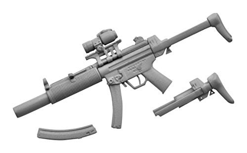 Image 1 for Little Armory LA026 - MP5SD6 - 1/12 (Tomytec)