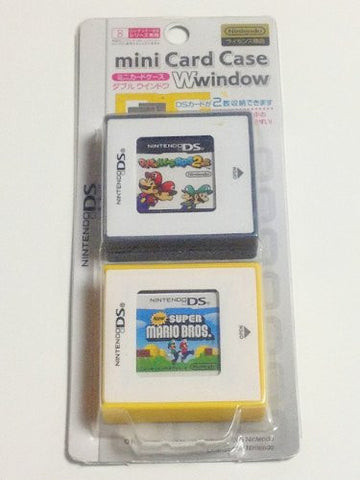 Image for Nintendo DS Mini Card Case Window