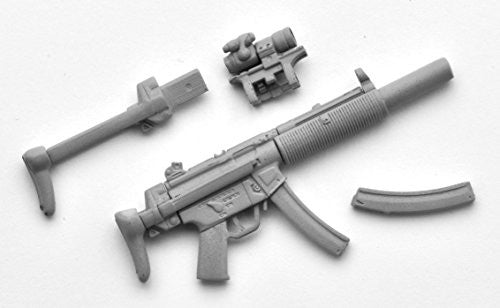 Image 6 for Little Armory LA026 - MP5SD6 - 1/12 (Tomytec)