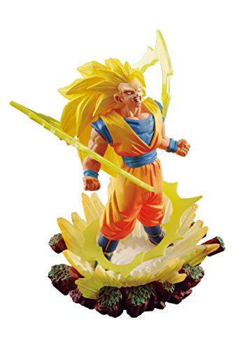 Image 1 for Dragon Ball Super - Son Goku SSJ3 - Dragon Ball Capsule Memorial 02 (MegaHouse)