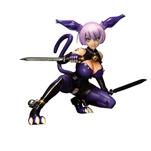 Image 1 for Original Character - Fairy Tale Figure - FairyTale Figure Villains #02 - Cheshire Cat - 1/7 - Midnight Purple ver (Lechery)