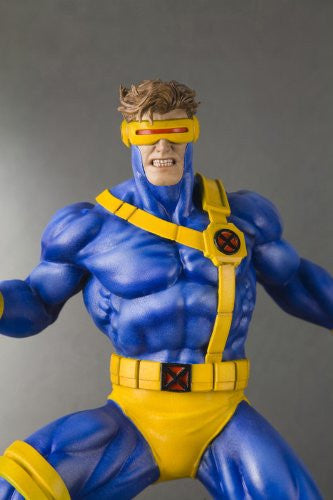 Image 3 for X-Men - Cyclops - Fine Art Statue - 1/6 - Danger Room Sessions (Kotobukiya)