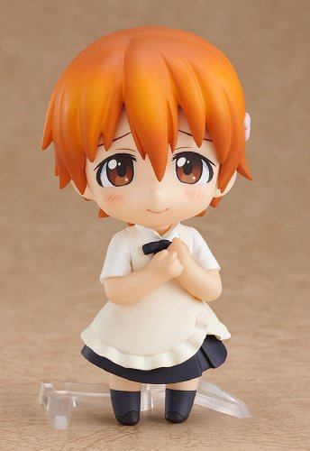 Image 2 for Working!! - Inami Mahiru - Nendoroid #230 (Max Factory)