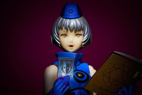 Image 8 for Persona 4: The Ultimate in Mayonaka Arena - Elizabeth - D-Arts (Bandai)
