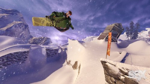 Image 3 for SSX (EA Best Hits)