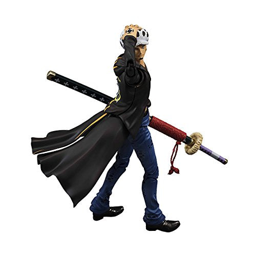 Image 4 for One Piece - Trafalgar Law - Variable Action HEROS (MegaHouse)