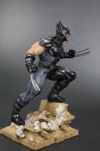Image 8 for X-Force - Wolverine - Fine Art Statue - 1/6 (Kotobukiya)
