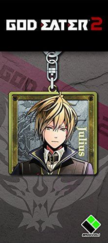 Image 2 for God Eater 2 - Julius Visconti - Keyholder (Broccoli)