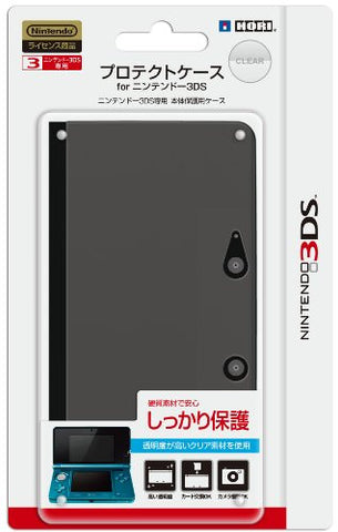 Image for Protect Case 3DS (Clear)3DS Card Case 12 (Blue)