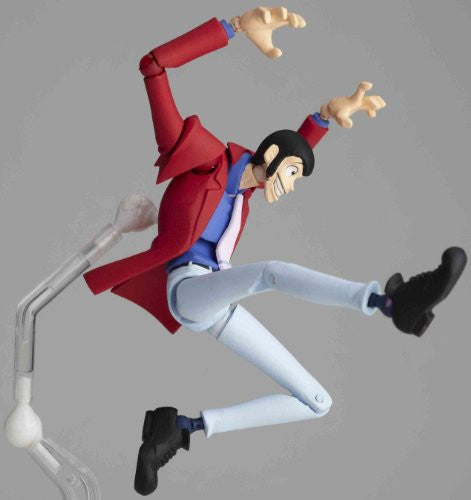 Image 3 for Lupin III - Lupin the 3rd - Revoltech - Legacy of Revoltech - No. 097 (Kaiyodo)