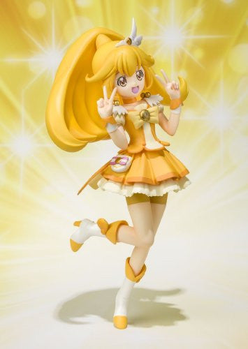 Image 3 for Smile Precure! - Cure Peace - Figuarts ZERO (Bandai)