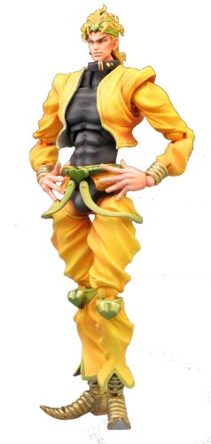 Image 1 for Jojo no Kimyou na Bouken - Stardust Crusaders - Dio Brando - Super Action Statue #11 (Medicos Entertainment)