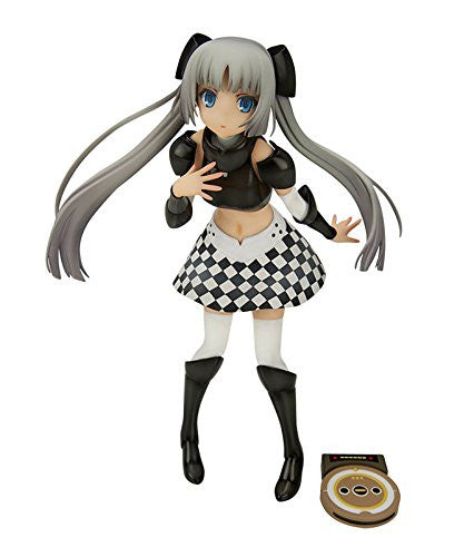 Image 1 for Miss Monochrome -The Animation- 2 - Miss Monochrome - Ruu-chan - 1/8 - Black ver. (Bell Fine)