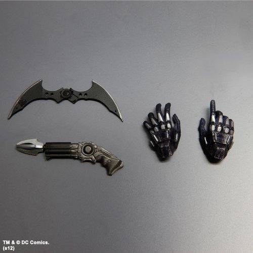 Image 4 for Batman: Arkham Asylum - Batman - Play Arts Kai - Armored Suit version (Square Enix)