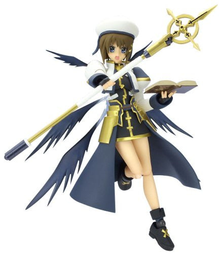 Image 1 for Mahou Shoujo Lyrical Nanoha StrikerS - Yagami Hayate - Figma #026 - Knight Armor Ver. (Max Factory)