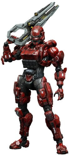 Image 1 for Halo 4 - Spartan Solider - Play Arts Kai - Red (Square Enix)
