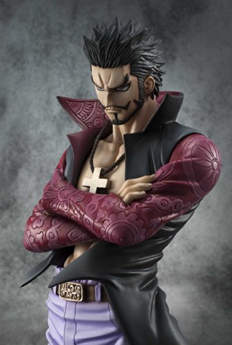 Image 8 for One Piece - Juracule Mihawk - Excellent Model - Portrait Of Pirates DX - 1/8 - Ver. 2 (MegaHouse)