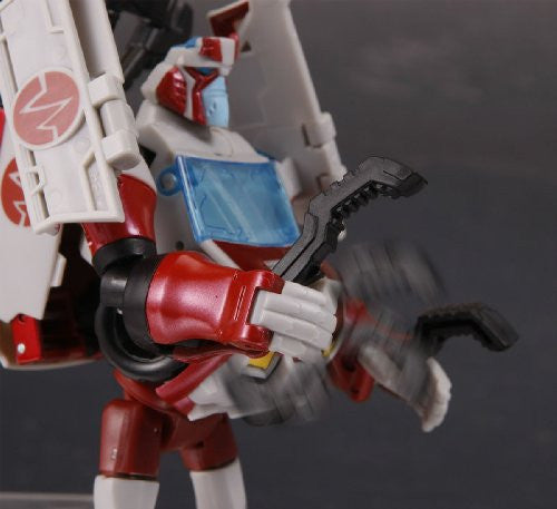 Image 2 for Transformers Animated - Ratchet - TA04 (Takara Tomy)