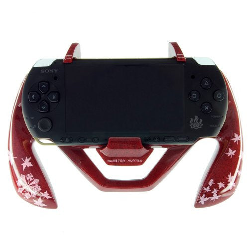 Image 4 for Monster Hunter Portable 3rd Hunting Grip S (Yukumo Red)