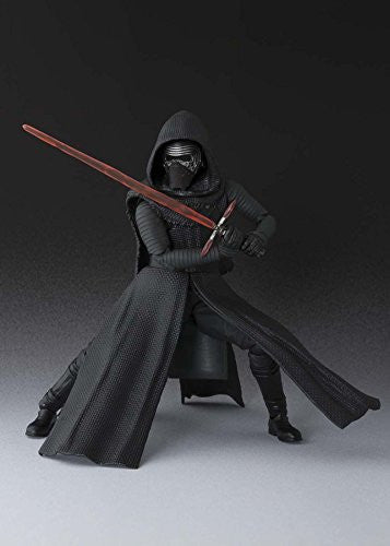 Image 3 for Star Wars - Star Wars: The Force Awakens - Kylo Ren - S.H.Figuarts (Bandai)