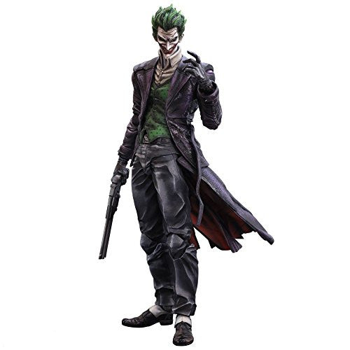 Image 1 for Batman: Arkham Origins - DC Universe - Joker - Play Arts Kai (Square Enix)