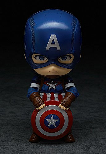 Image 4 for Avengers: Age of Ultron - Captain America - Nendoroid #618 - Hero's Edition (Good Smile Company)