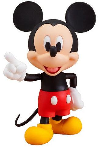 Mickey Mouse - Nendoroid - 100 (Good Smile Company)