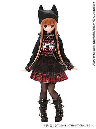 Image 1 for Koron - Ex☆Cute - Ex☆Cute 10th Best Selection - PureNeemo - 1/6 - SWEET PUNK GIRLS!, Munyu Mouth ver. (Azone)