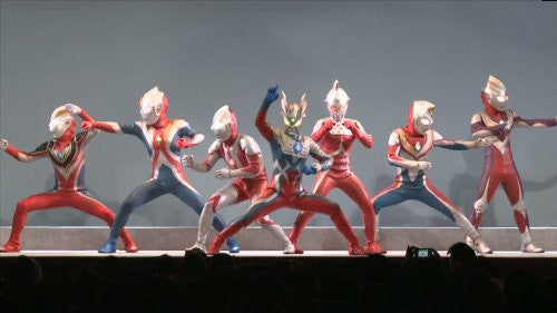 Image 2 for Ultraman The Live Ultraman Battle Stage 2013 - Toki Wo Koeru Yusha