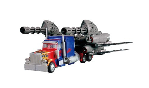 Image 2 for Transformers Darkside Moon - Convoy - Mechtech DA15 - Jet Wing Optimus Prime (Takara Tomy)