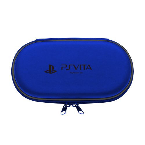 Image 2 for Hard Pouch for PlayStation Vita (Blue)