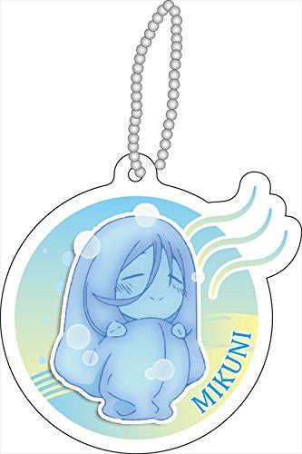 Image 1 for Orenchi no Furo Jijou - Mikuni - Keyholder - Reflector - Reflector Keychain (Contents Seed)