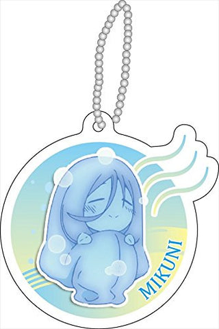 Image for Orenchi no Furo Jijou - Mikuni - Keyholder - Reflector - Reflector Keychain (Contents Seed)