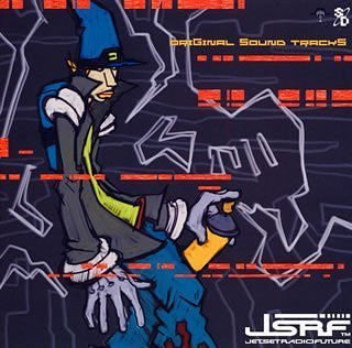 Image 1 for Jet Set Radio Future Original Sound Tracks