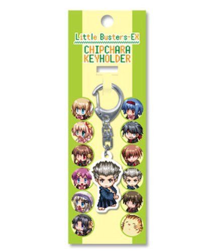 Image 1 for Little Busters! - Miyazawa Kengo - Keyholder - Chip Chara (Toy's Planning)
