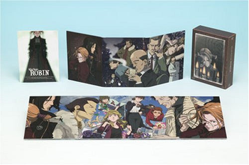 Image 2 for Witch Hunter Robin DVD Box [Limited Edition]