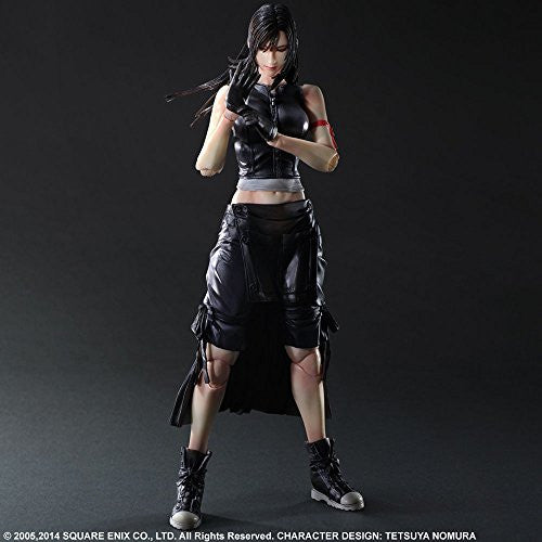 Image 3 for Final Fantasy VII: Advent Children - Tifa Lockhart - Play Arts Kai (Square Enix)