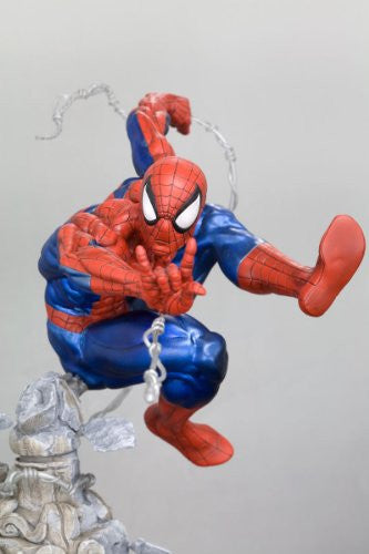 Image 12 for The Amazing Spider-Man - Spider-Man - Fine Art Statue - 1/6 (Kotobukiya)